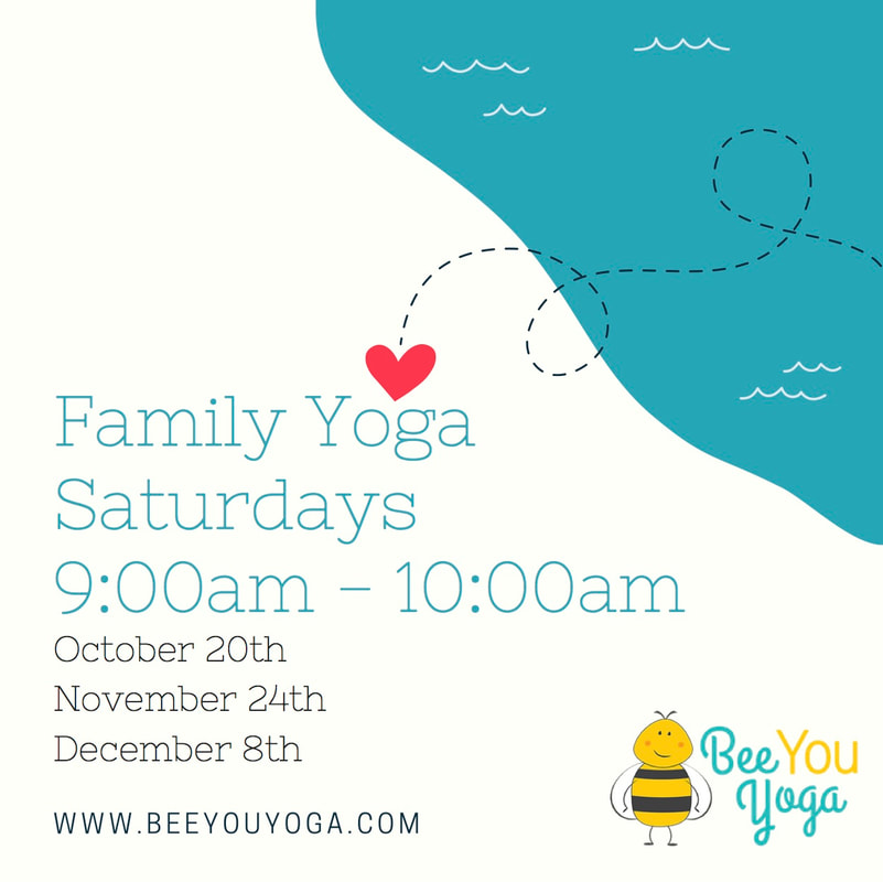 Beehive Family Yoga with Carly Cosentino