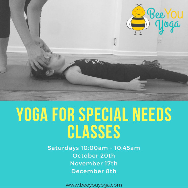 Yoga for Kids with Special Needs Class with Brittany Klimek