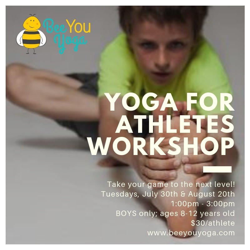 - Yoga for Athletes (Boys)